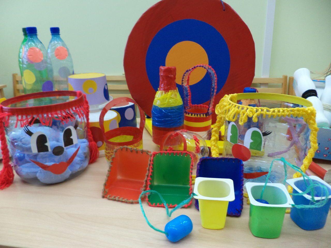 Оборудование для детского сада сделанное своими руками